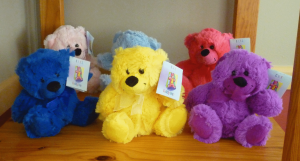 Comfort Bears Multi-Colours